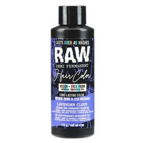 Raw Demi-Permanent Hair Color, Lavender Cloud, 4 fl oz.
