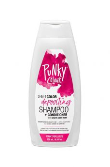 3-in-1 Color Depositing Shampoo + Conditioner - Pinktabulous