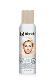 B Blonde Temporary Highlight Spray - Platinum Blonde