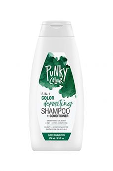3-in-1 Color Depositing Shampoo + Conditioner - Greengarious