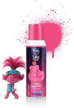 Punky Colour x Trolls, B Wild Temporary Hair Color Spray, Pink-in-Poppy, 3.5 oz