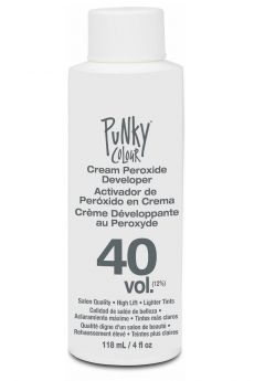 40 Volume Cream Peroxide Developer