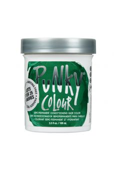Punky Colour, Semi-Permanent Conditioning Hair Color, Alpine Green, 3.5 fl oz