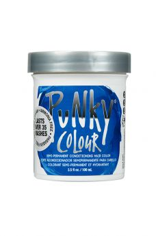 Punky Colour, Semi-Permanent Conditioning Hair Color, Atlantic Blue, 3.5 fl oz