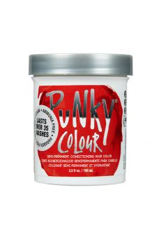 Punky Colour, Semi-Permanent Conditioning Hair Color, Fire, 3.5 fl oz