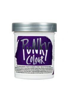 Punky Colour, Semi-Permanent Conditioning Hair Color, Plum, 3.5 fl oz