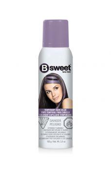 B Sweet Temporary Hair Color Spray - Lush Lilac