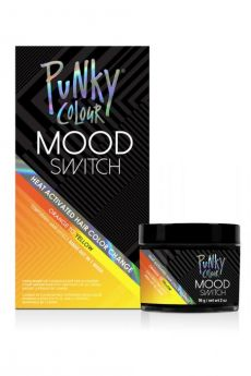 Mood Switch Heat-Activated Temporary Hair Color - Orange to Yellow
