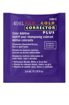Red Gold Corrector Plus Color Additive - 3.6mL